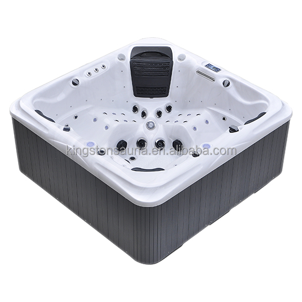 7 person portable spa indoor whirlpool hot tubs JCS-12