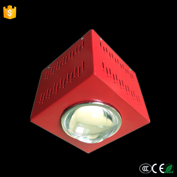 2 years warranty high lux 126w 6 bands Built-reflector cup uv ir led grow light