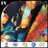 Factory custom design high quality digital printing cotton canvas fabric