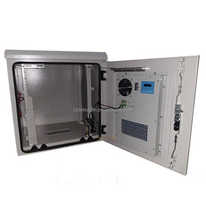outdoor 10U wall mounted telecom cabinet