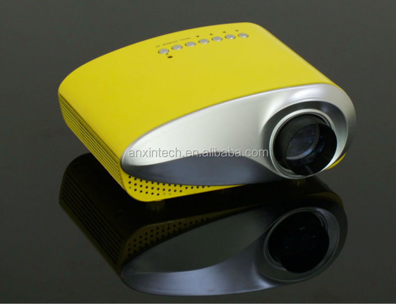 Different color Cheap Price smart Chirstmas projector mini 3d polarized filter for projector
