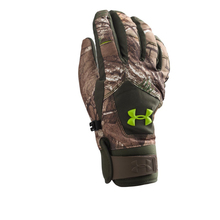 High quality antislip camouflage hunting gloves