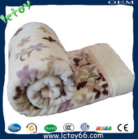 good china cotton printed blanket