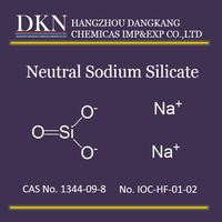 Best sale High Quality Neutral Sodium Silicate CAS NO.1344-09-8