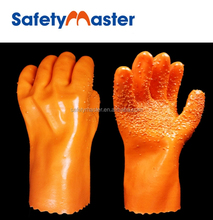Safetymaster long sleeve industrial rubber hand gloves