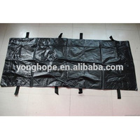 Heavy Duty Waterproof Black PEVA Dead