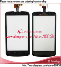 Chinese Touch Screen Mobile for ZTE V889M Black Color