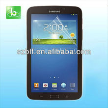 2013 August hot best matte screen protector for galaxy tab3 7.0 factory&importer