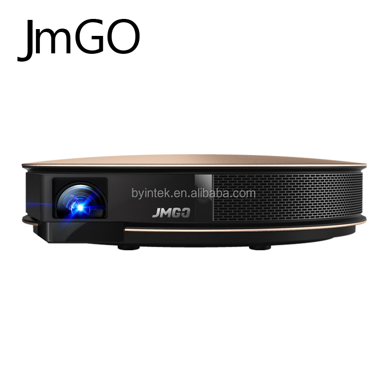 JMGO G3 Pro USB Video HDMI 1200ANSI Wifi Micro DLP Mini Phone Portable Smart 3D Support 4K LED Projector Androi For Iphone Ipad