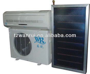 DC inverter solar air conditioner