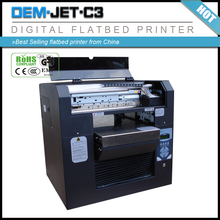 CE approved t shirt logo print machine/personalized custom t shirt printing machine/printing equipment for small business