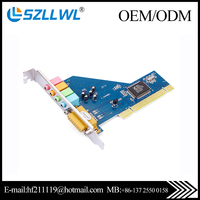 CMI8738 PCI4 1 Desktop Independent Sound