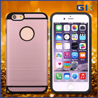 [GGIT] Wholesale Hair Line Mobile Phone Case For IPhone 6 Plus TPU Cover