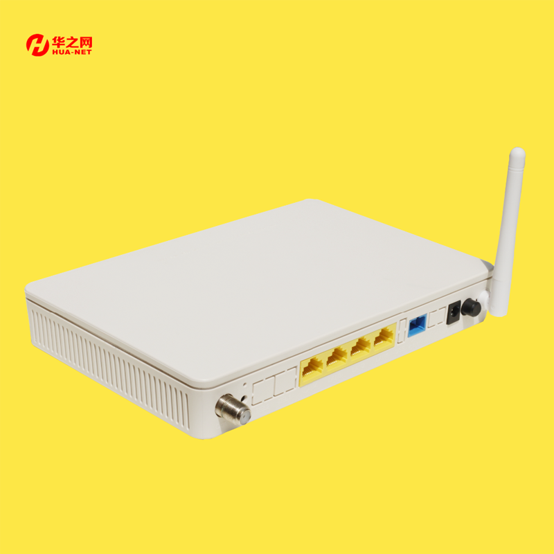 4GE+WIFI+ RF Port Gpon Onu Catv price in india with 300Mbps Wireless One Fiber Input WDM Router compatible with MA5608T