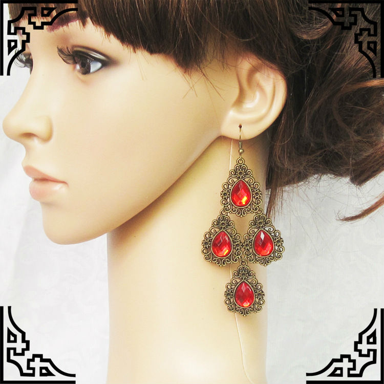 MYLOVE fashion earring bijuteria wholesale yiwu MLE012