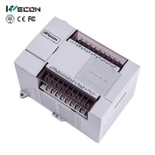 14 input 10 output ip rtu programable logic controller home automation plc developed by Wecon