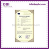 Factory price fashion leather certificate cover manufacturer