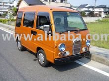 Subaru Sambar Super Charged 4wd Van