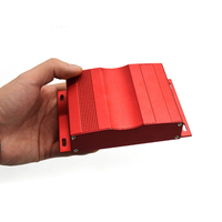 aluminum switch electrical power supply enclosure aluminum enclosure for GPS tracker