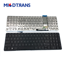 Mildtrans good price hot sale Laptop internal keyboard Black US keyboard for HP Envy 15-J 17-J without frame