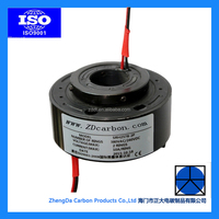 Factory price hot sale through bore slip ring