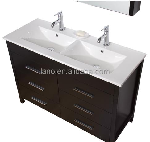 48 pouce autoportante double vier vanit salle de bain
