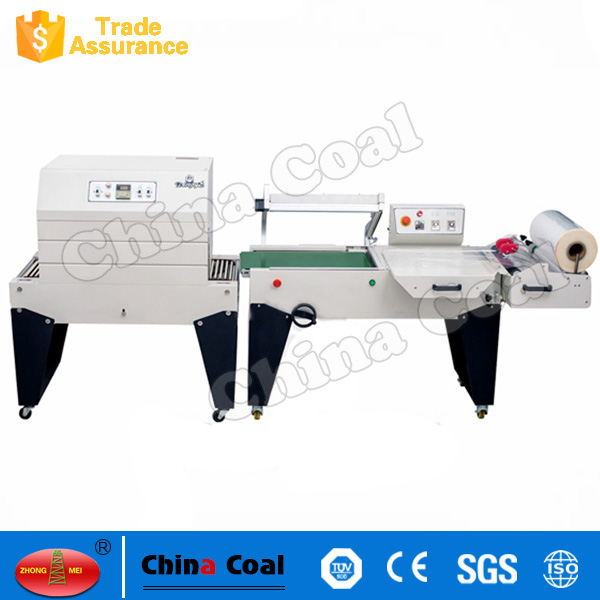 china suppliers hot products DFQC450 Pneumatic L Sealer & BS-A450 Shrink Tunnel