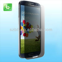 Top quality anti spy anti-scratch 3m privacy screen protector for samsung galaxy s4