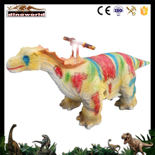 DW-0980 Outdoor Display Cartoon Animatronic Dinosaur Model