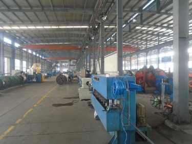 Cable Making Line