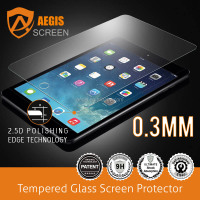 Anti glare screen protector, Tempered glass screen protector for Ipad/Ipad mini