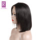 Wholesale wigs 100% human hair bob wigs short lace front wig with high quality assurance