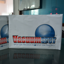 Factory white thick plastic packaging mail bags