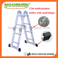 EN131 multi-purpose ladder/scaffolding china/escada/sep stool,AM0108D,4X2