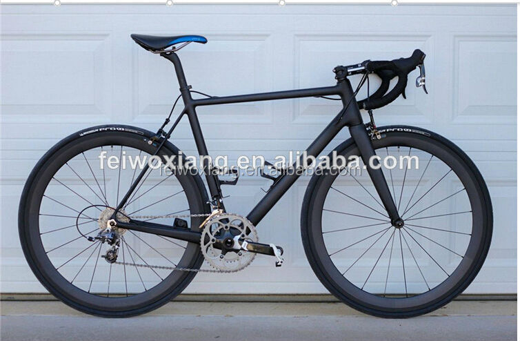 free shipping full Carbon Road Bike R5 Frame 700c Bicycle Road Frameset Carbon Racing Bike Frames China