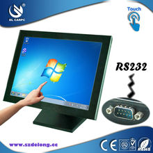 2013 Newest Style 15 Inch Industrial LCD Touch Screen All In One PC