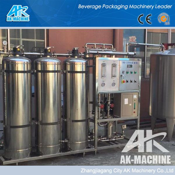 2016 High Quality Environment Friendly Water Treatment Plant Price