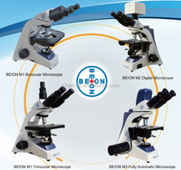 Measurement & Analysis Instruments Fully Automatic Microscope / Halogen lamp or LED Lamp