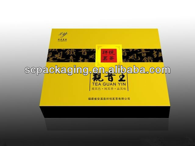 2013 hot sale mooncake packaging box cake box