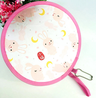 New design branded nylon frisbee from China for promotion