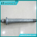 BS standard hot dip galvanized insulator spindle