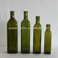 EXTRA VIRGIN OLIVE OIL EMPTY GLASS BOTTLES GREECE