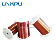 ISO Certificated Class B Lacquered Enameled Covered Copper Wire for Winding Motors