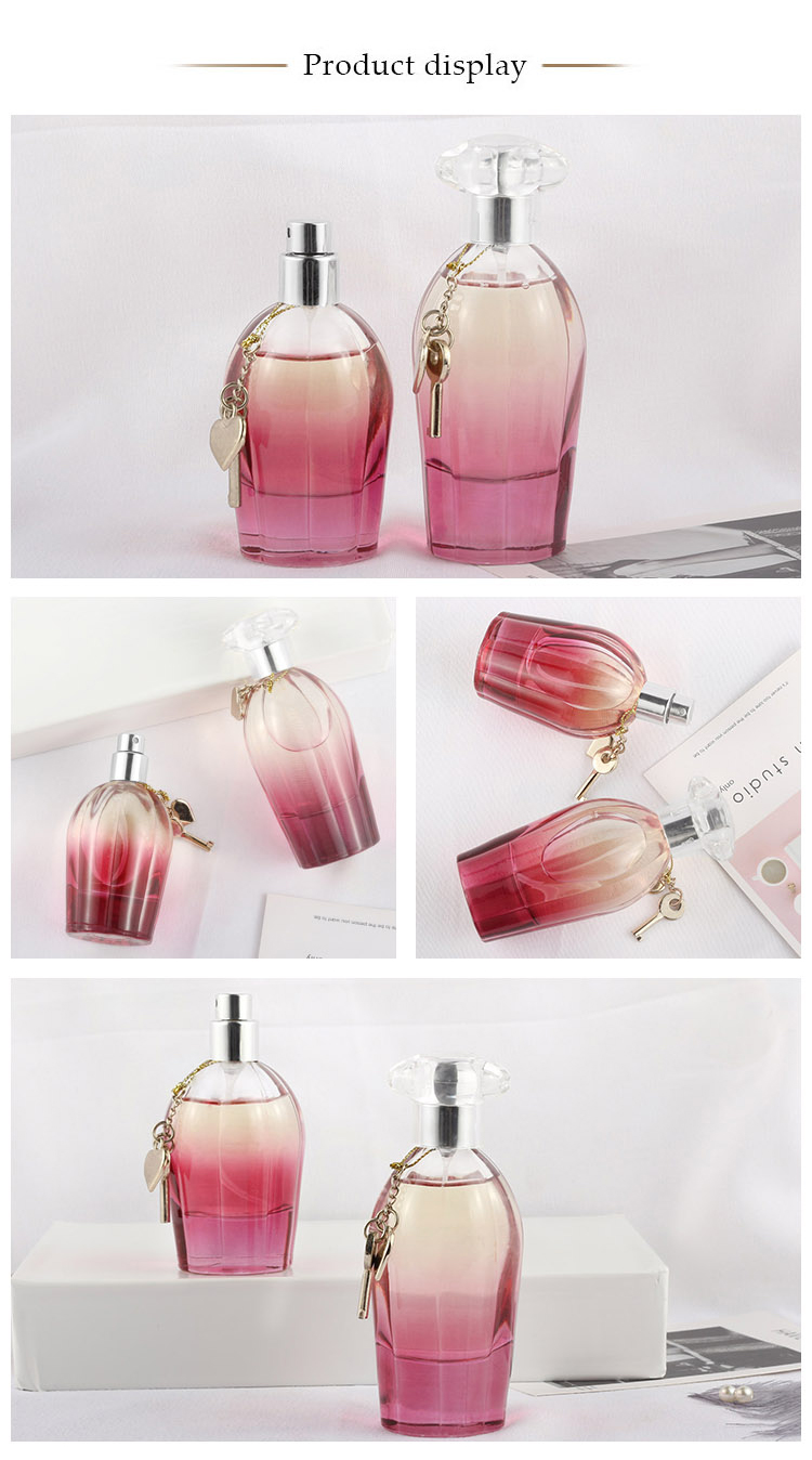 Splendid Quality Empty Perfume Perfume Bottles And Packaging