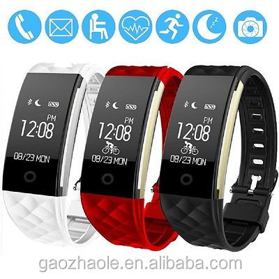 health sport fitness waterproof OLED IP68 Original Iwown S2 Smart Bracelet