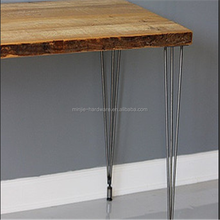 furniture hairpin table leg height adjuster