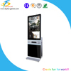 "42"" standing model wechat advertising,wechat photo print kiosk"