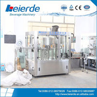 Small Scale Beverage Bottling Machinery Plant