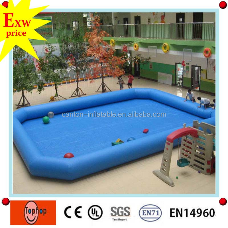 factory price walking water ball pool wimming pool product inflatable swimming pool singapore for sale
