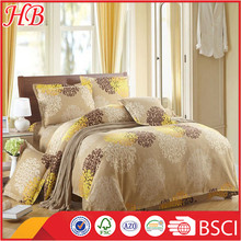 Good quality and cheap price bedding set,colorful print 3 pc bedding set,home used cheap bedding set